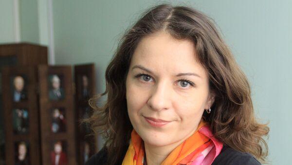 Директор лаборатории когнитивных исследований и психогенетики Томского госуниверситета  Юлия Ковас