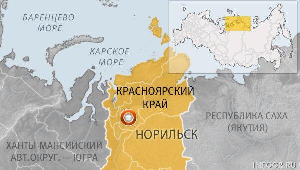 Житель Норильска угрожает взорвать двух заложников