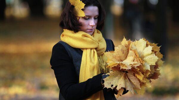 Осень в Санкт-Петербурге. Архивное фото