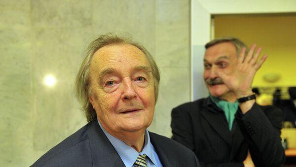 Актер Эдуард Марцевич, архивное фото