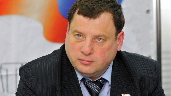 Депутат Юрий Швыткин