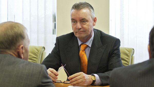 Заместитель посла Нидерландов в РФ Онно Элдеренбош