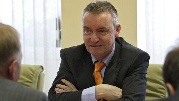 Заместитель посла Нидерландов в РФ Онно Элдеренбош, архивное фото