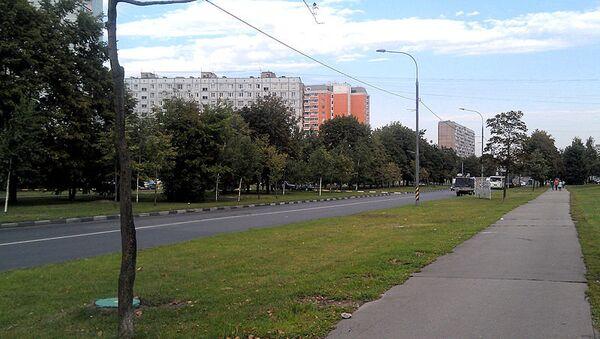 Харьковская улица, Западное Бирюлево