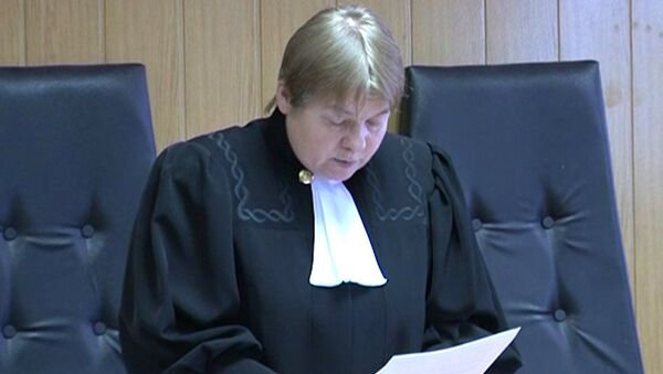 Суд вынес приговор экс-полицейским за ЧП на Матвеевском. Кадры заседания