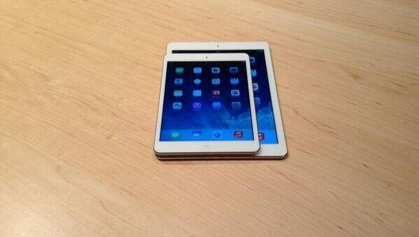 Презентация Apple. Новые iPad Air и iPad mini