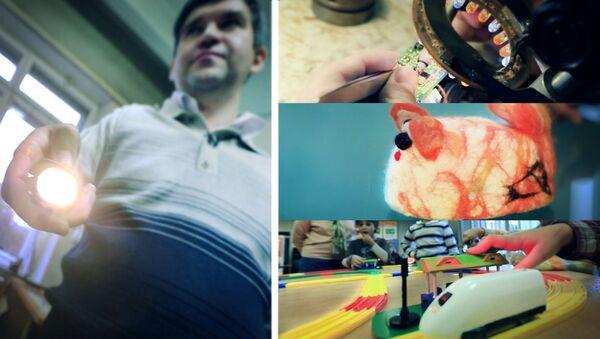 Дело техники: игрушки оживут и будут общаться благодаря технологии Тойтемик