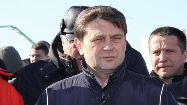 Глава Роскосмоса Олег Остапенко