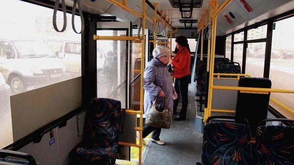 Автобусы в Новосибирске