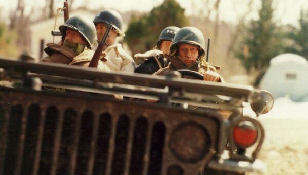 Кадр из фильма Marwencol