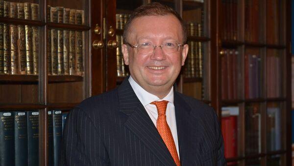 Посол России в Великобритании Александр Яковенко. Архивное фото