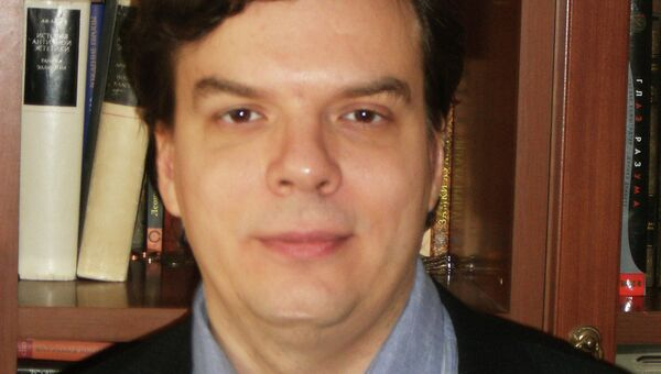 Директор Аналитического центра МГИМО, доктор политических наук Андрей Казанцев. Архивное фото