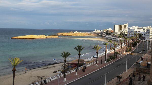 В городе Сус на восточном побережье Туниса. Архивное фото