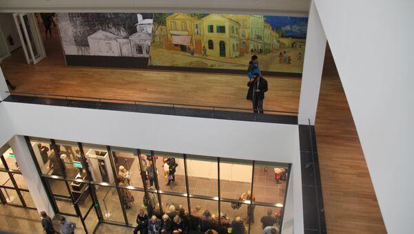 Музей Винсента Ван Гога в Амстердаме. Архивное фото
