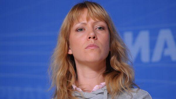Мария Баронова. Архивное фото