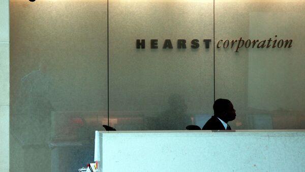 В здании медиахолдинга Hearst Corporation в Нью-Йорке, архивное фото