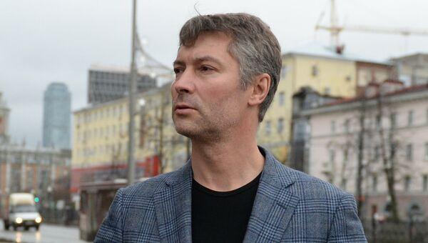 Евгений Ройзман, архивное фото