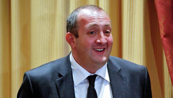 Избранный президент Грузии Георгий Маргвелашвили, архивное фото