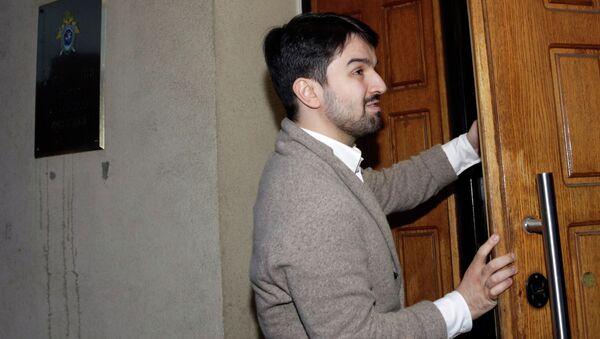 Адвокат Мурад Мусаев посетил следственный комитет РФ