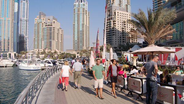 Дубай, архивное фото