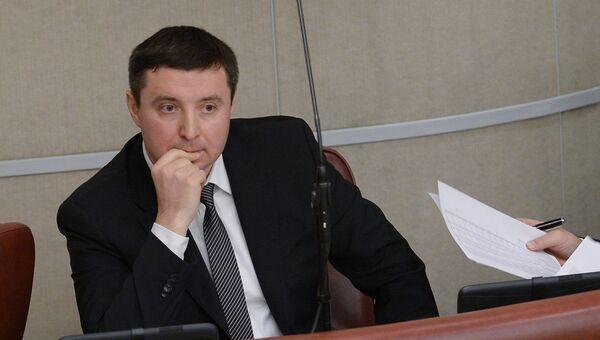 Замминистра труда и соцзащиты РФ Андрей Пудов. Архивное фото