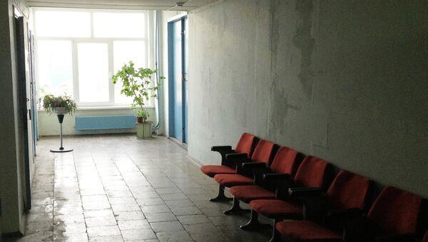 Коридор ФИИЦ М, где Сердюков назначен гендиректором