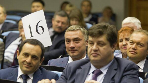 Томский губернаторский благотворительный аукцион, событийное фото