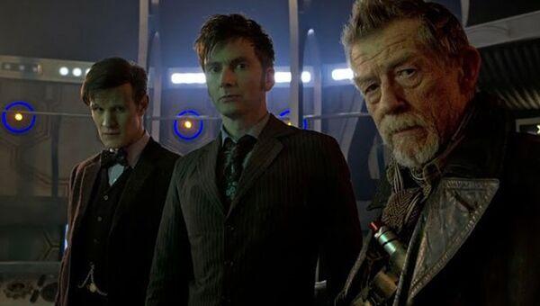 Кадр из фильма День Доктора