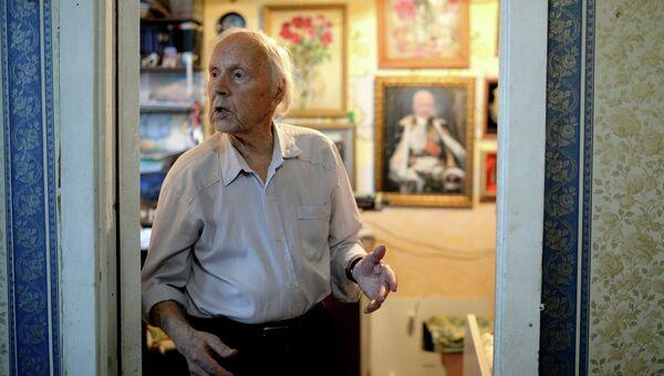 Александр Каптаренко, фото из архива