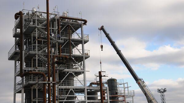 Новошахтинский завод нефтепродуктов. Архивное фото