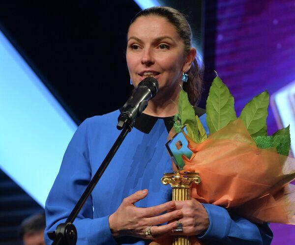Генеральный директор канала Дождь Наталья Синдеева