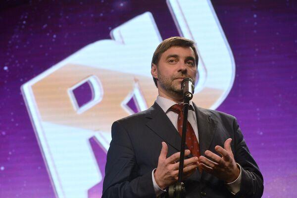 Заместитель председателя Государственной Думы РФ Сергей Железняк