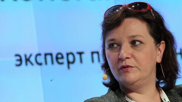 Генеральный директор Центра антикоррупционных исследований и инициатив Transparency International Russia Елена Панфилова . Архивное фото