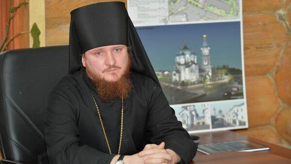 Епископ Горноалтайский и Чемальский Каллистрат (Романенко), архивное фото