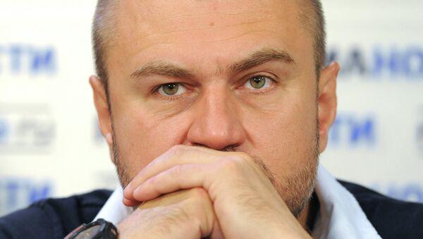 Кирилл Кабанов. Архивное фото