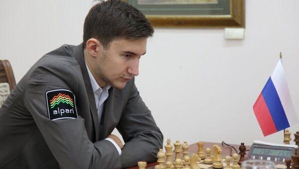 Сергей Карякин, архивное фото