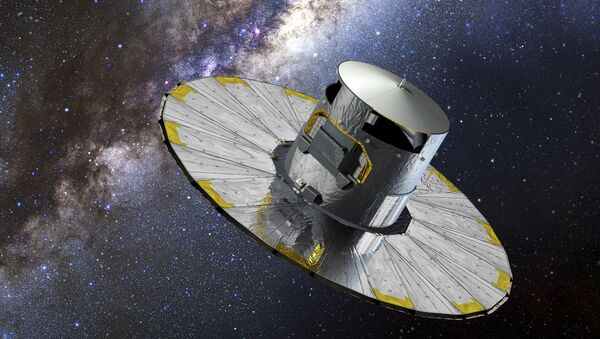 Европейский космический телескоп Гайя