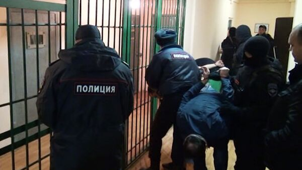 В Москве задержаны члены Ат-Такфир ва аль-Хиджра, архивное фото
