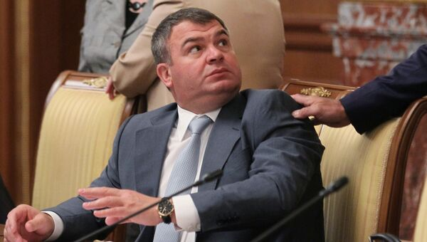 Анатолий Сердюков, архивное фото