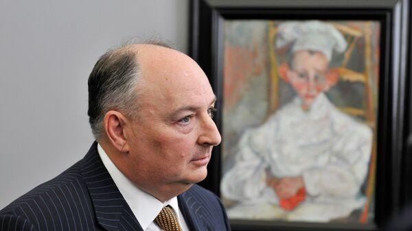 Президент Международного Люксембургского форума по предотвращению ядерной катастрофы Вячеслав Кантор. Архивное фото