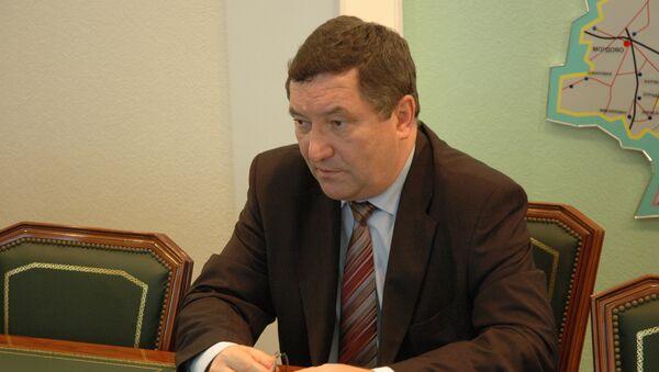 Олег Бетин, возможно, будет отвечать за планировку территорий