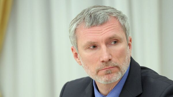 Алексей Журавлев. Архивное фото