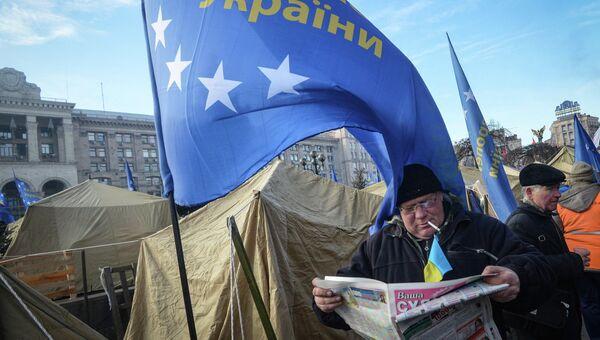 Ситуация на Украине, архивное фото