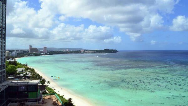 Остров Гуам. Архивное фото