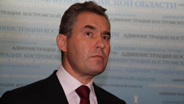 Павел Астахов в Костроме