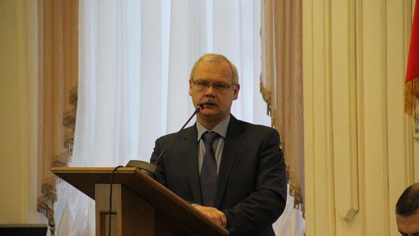 Заместитель губернатор Костромской области Евгений Казаков, архивное фото