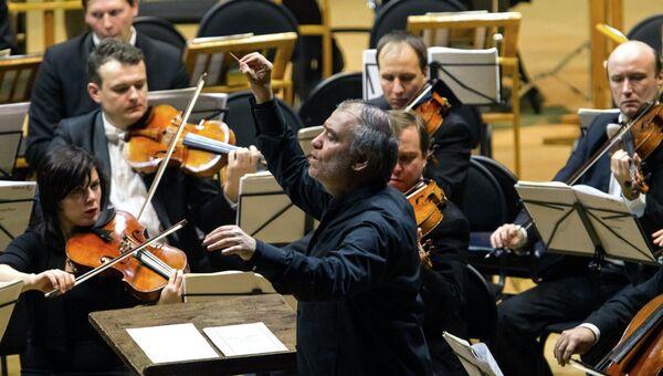 Гастроли симфонического оркестра Мариинского театра в Томске