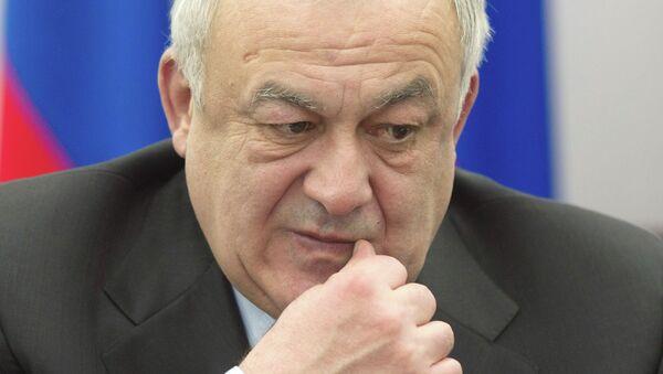Таймураз Мамсуров. Архивное фото