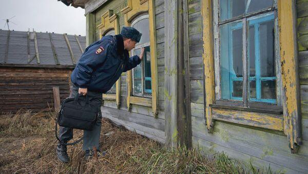 Будни участкового уполномоченного в Омской области