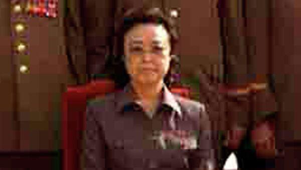 Ким Ген Хи, тетя лидера Северной Кореи